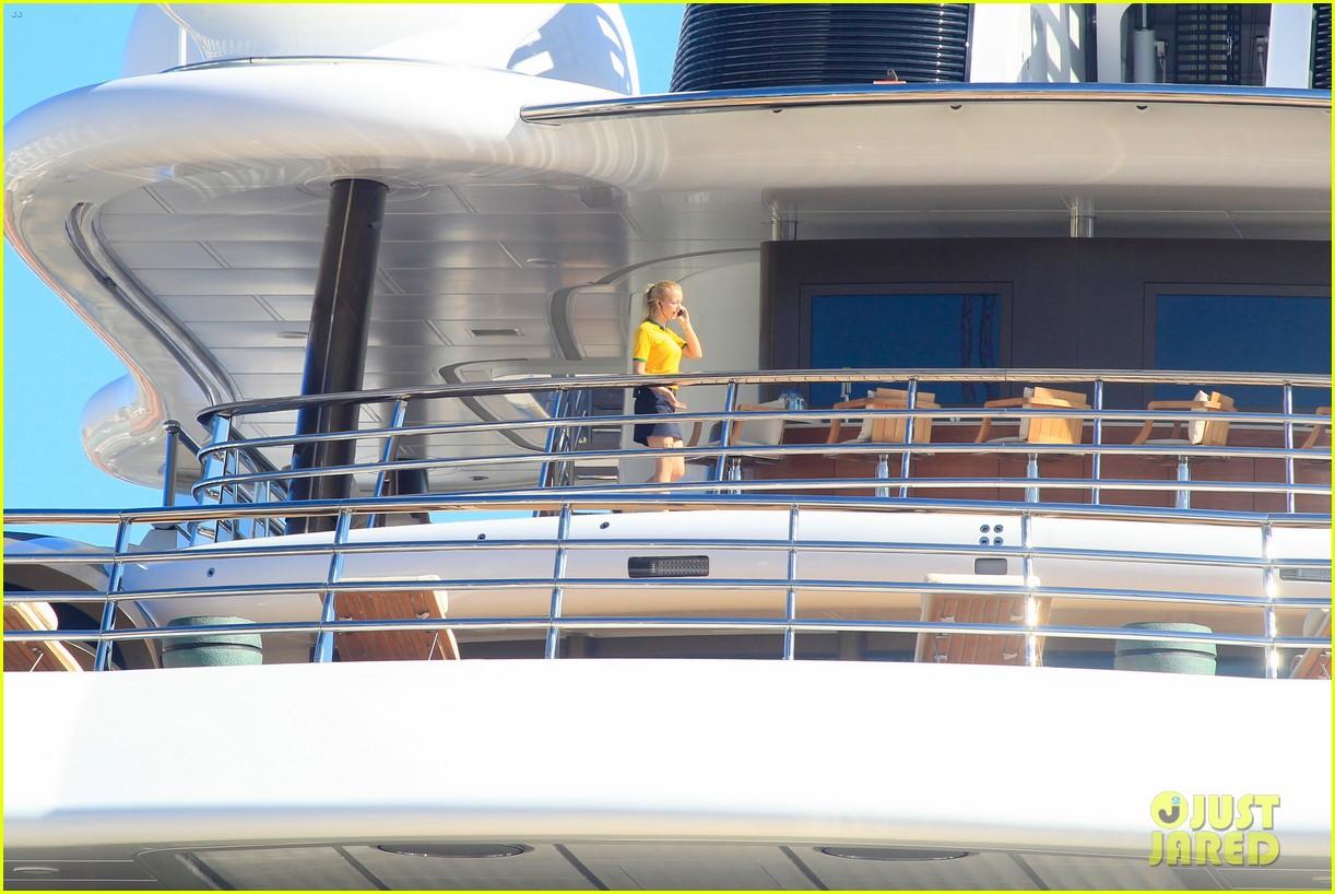 leonardo dicaprio luxury yacht world cup 183134156