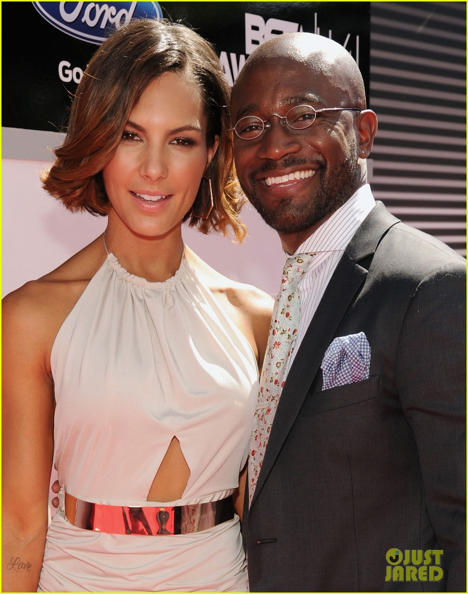 taye diggs new girlfriend bet awards 2014 033146316