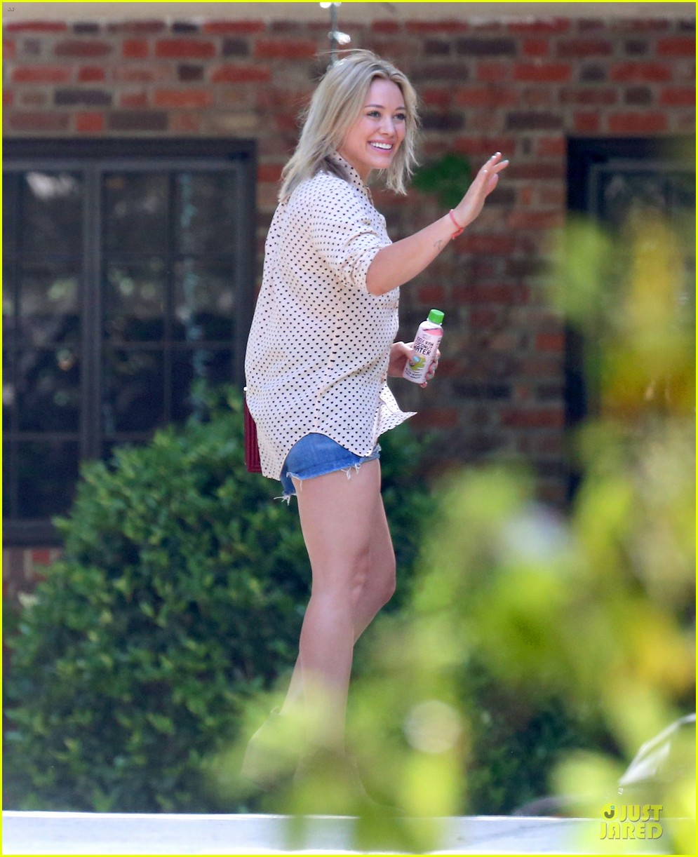 hilary duff mike comrie doing great 123130050