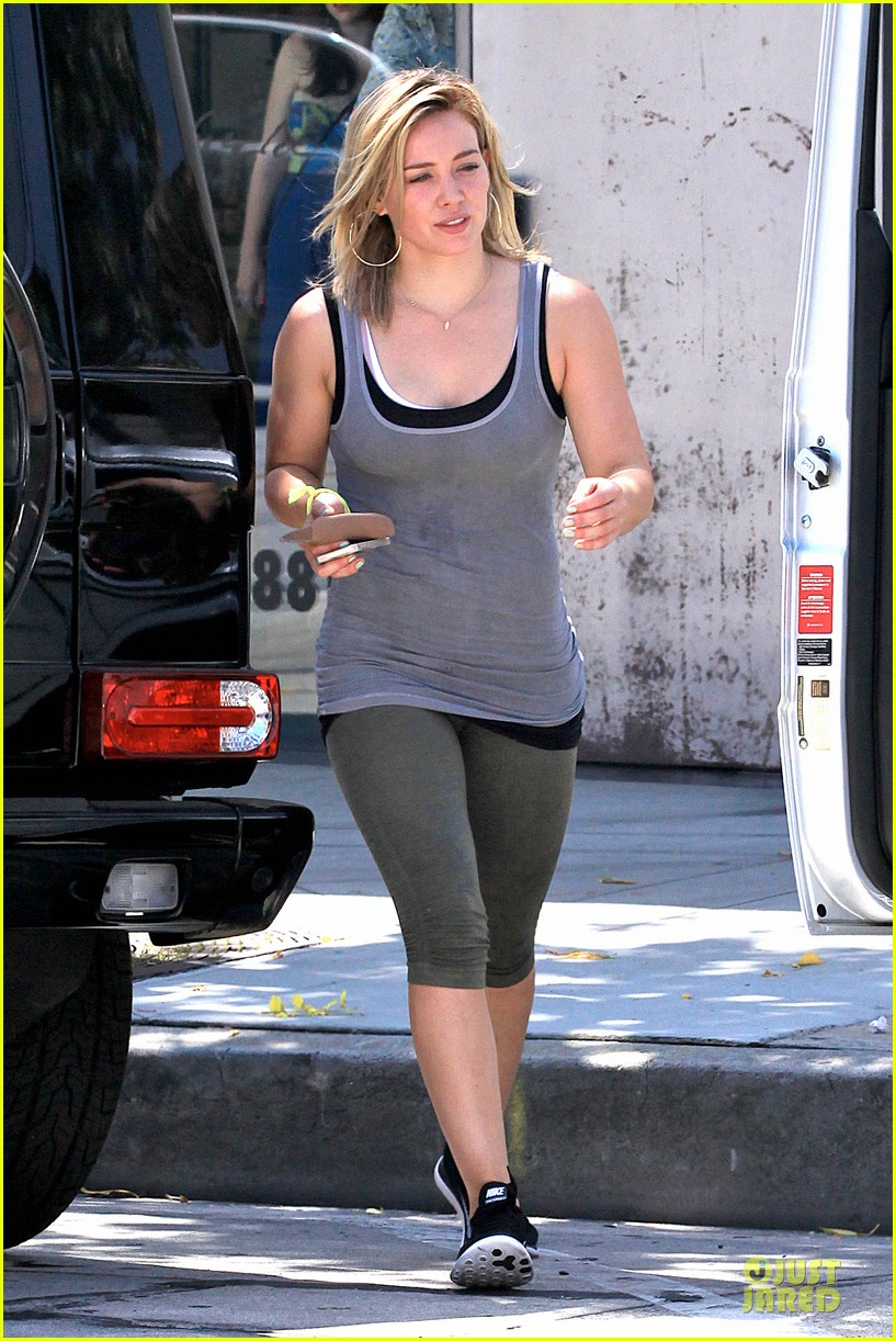 hilary duff overalls cool different 053127583