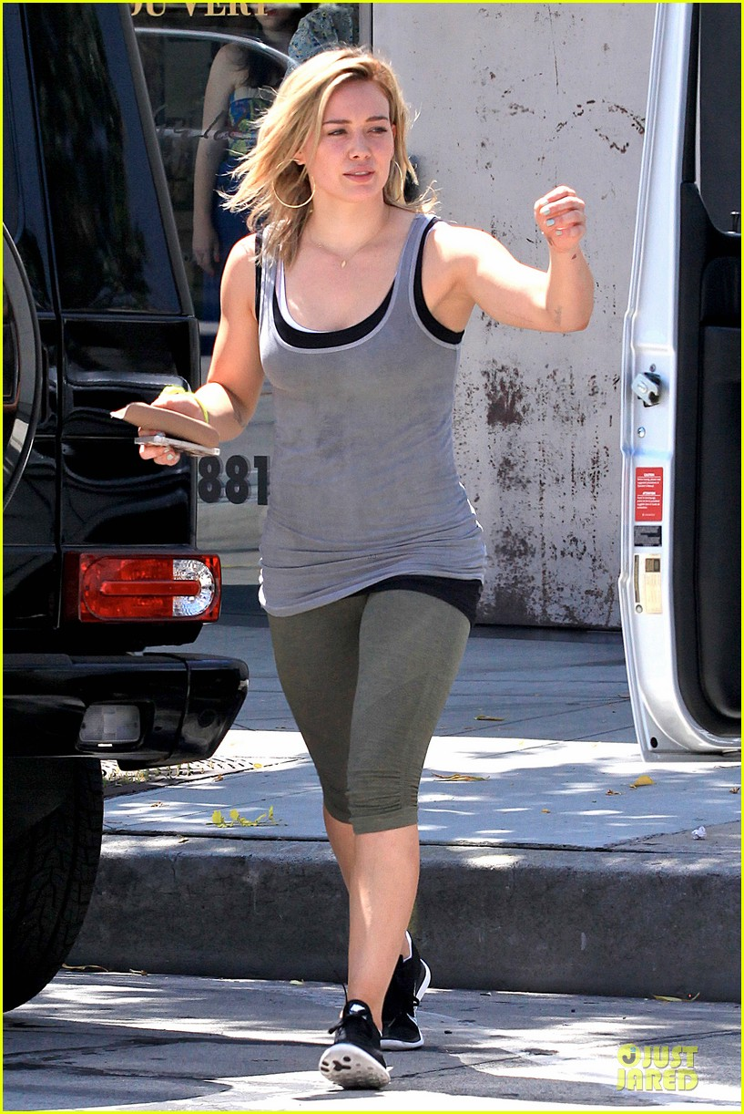hilary duff overalls cool different 073127585