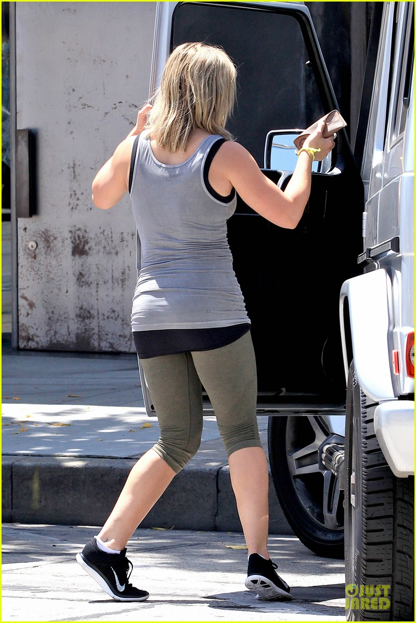 hilary duff overalls cool different 123127590