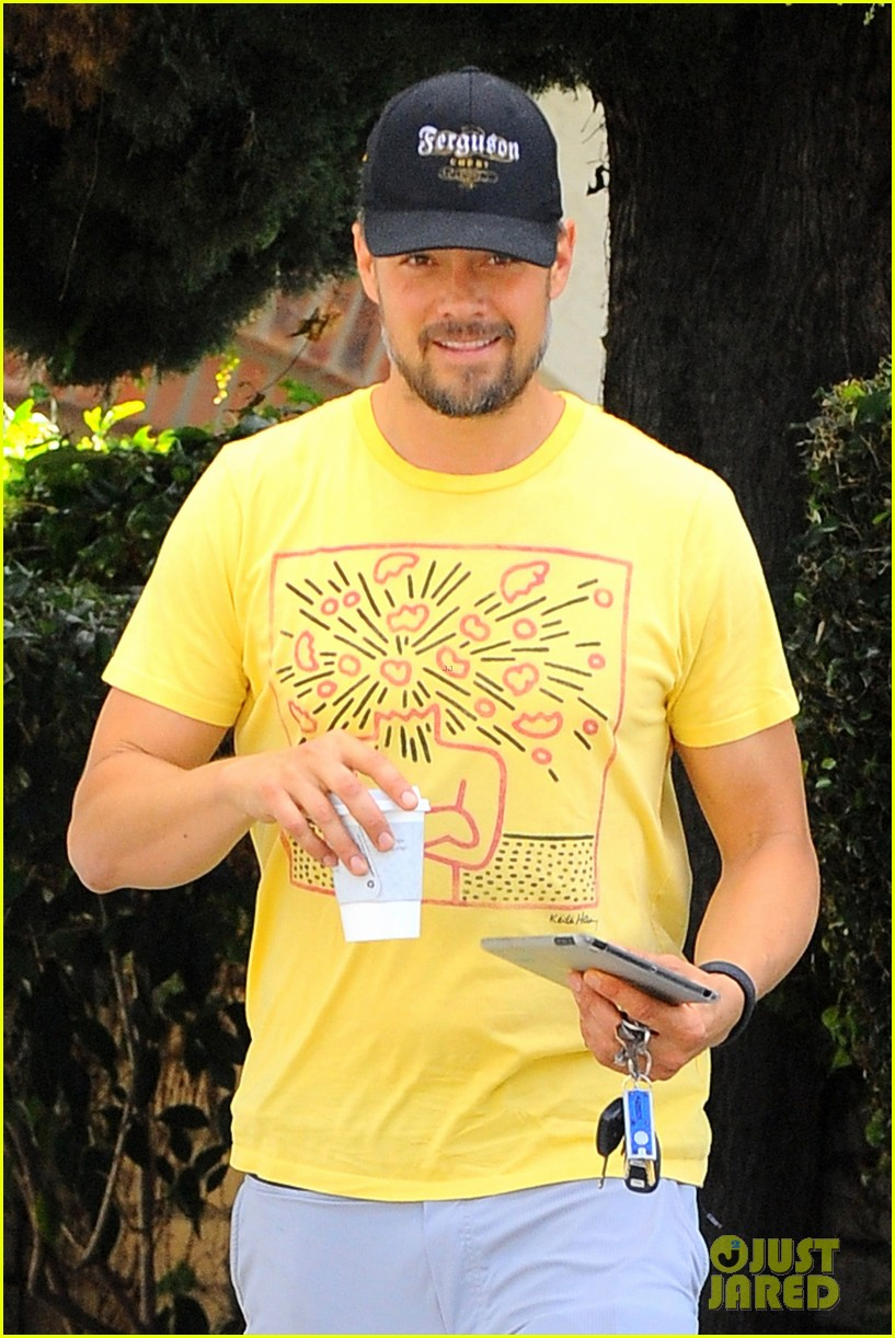 josh duhamel wants landon donovan on us world cup team 063138394