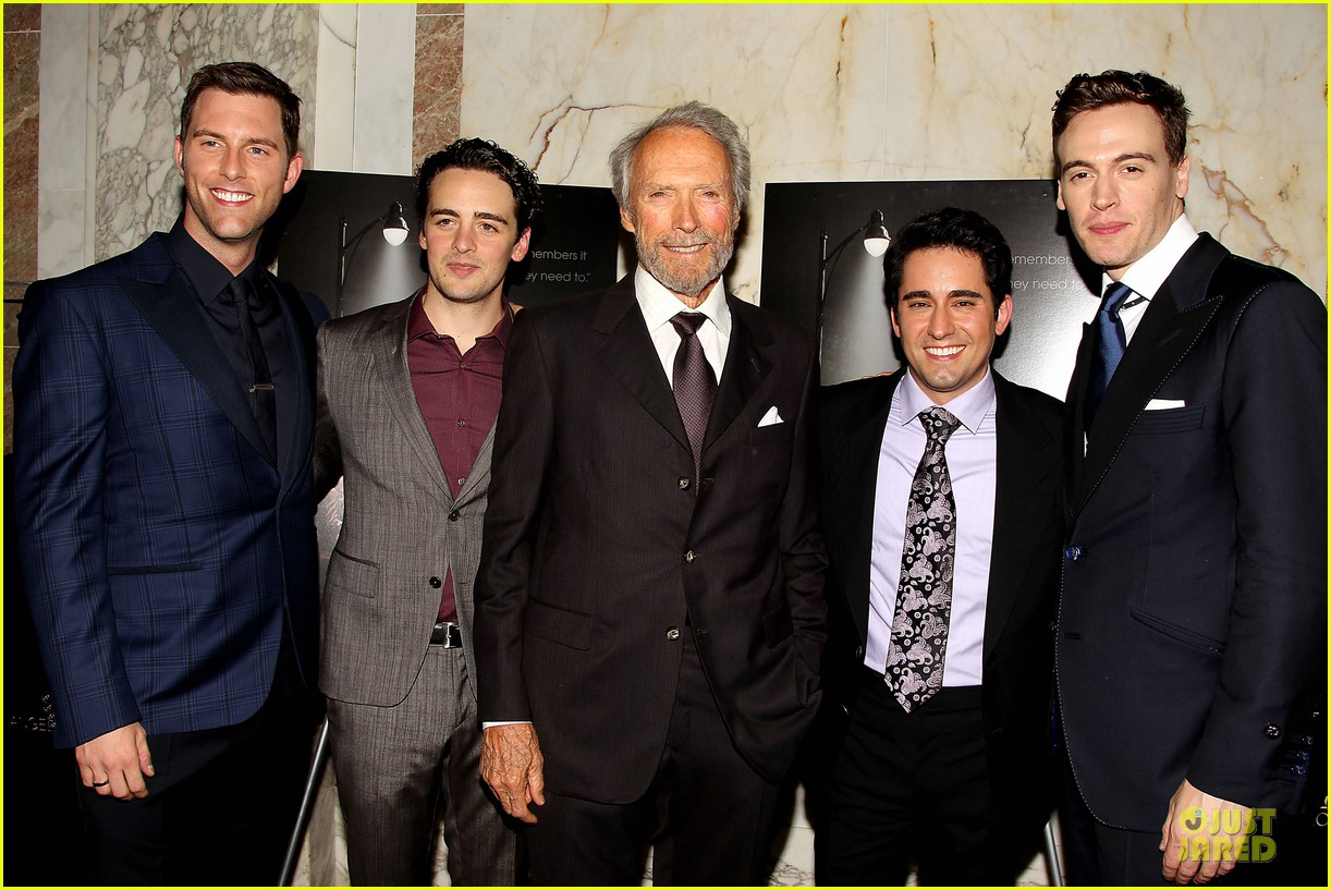 clint eastwood jersey boys cast nyc screening 153132202