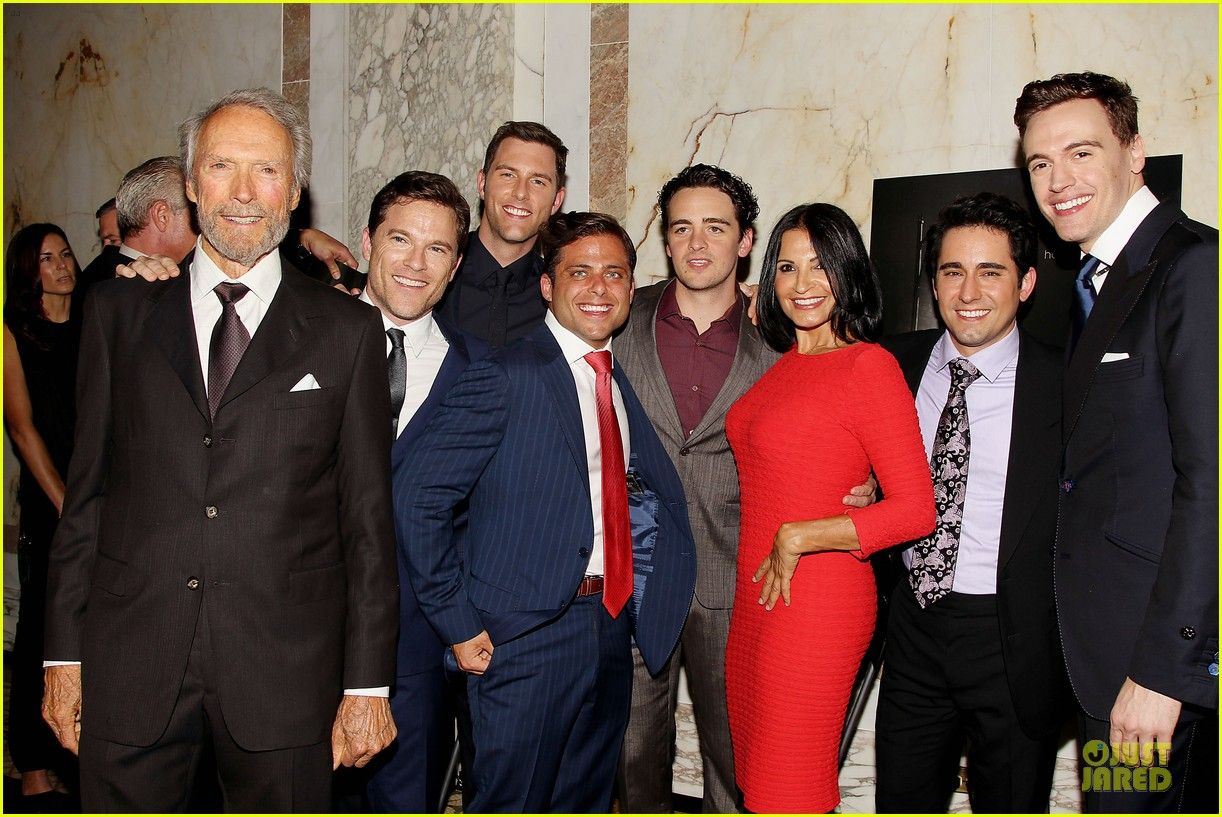 clint eastwood jersey boys cast nyc screening 163132203