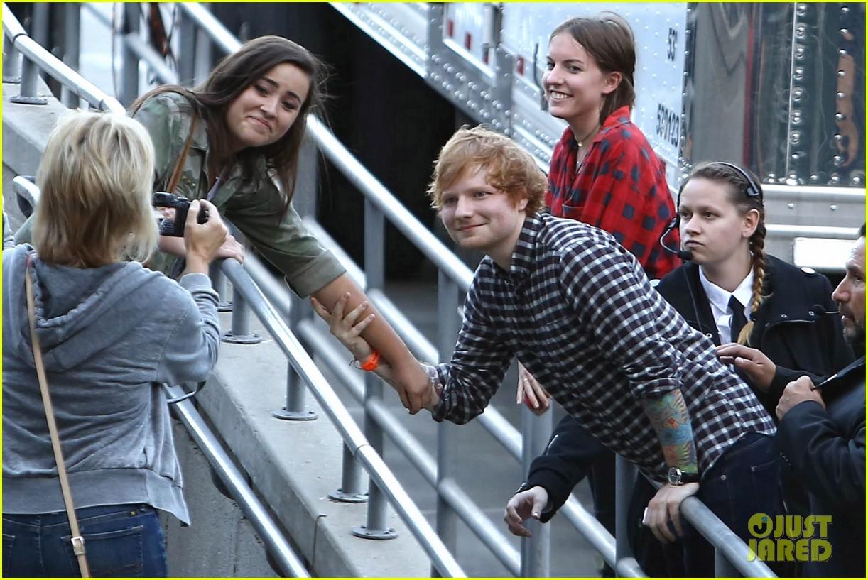 demi lovato ed sheeran give me love duet 17