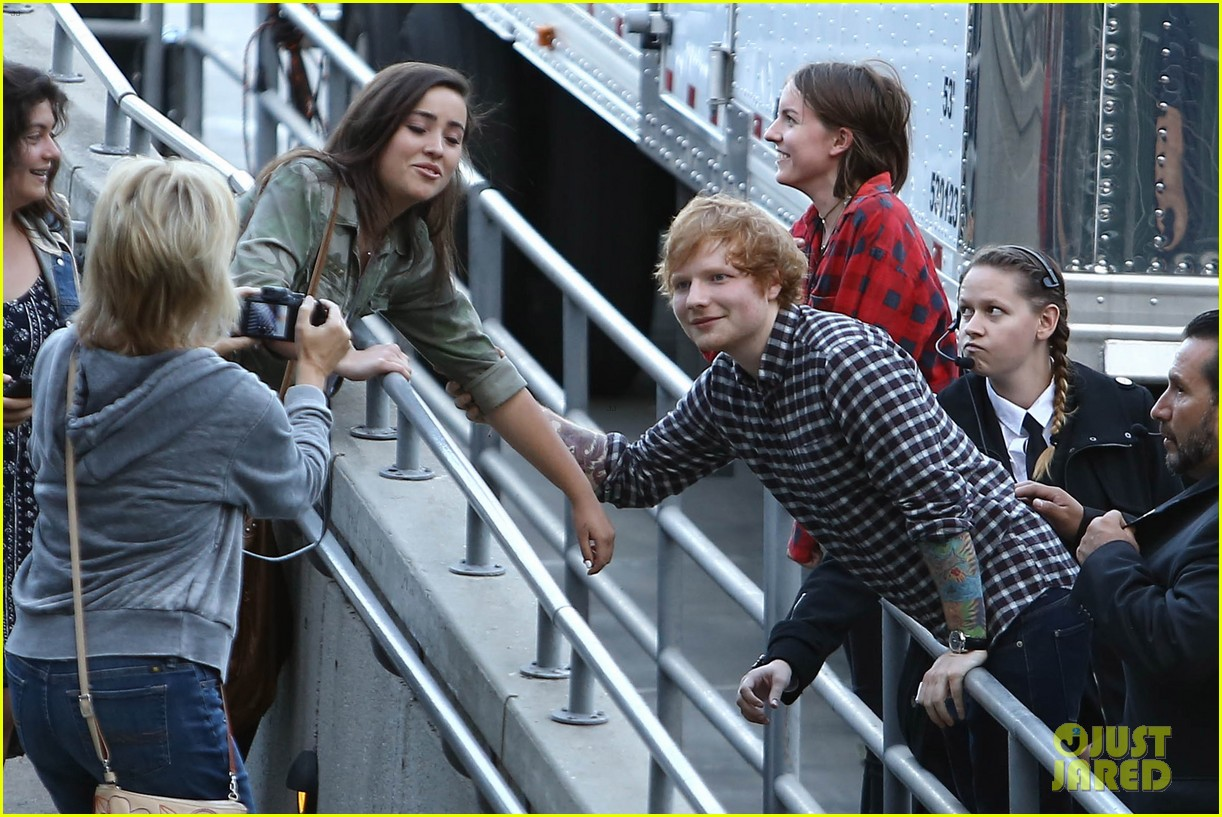 demi lovato ed sheeran give me love duet 23