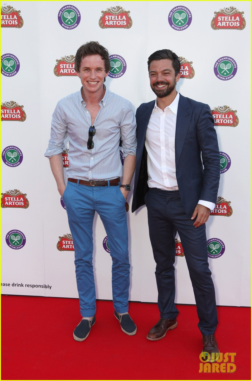 eddie redmayne dominic cooper wimbledon launch party 023141159
