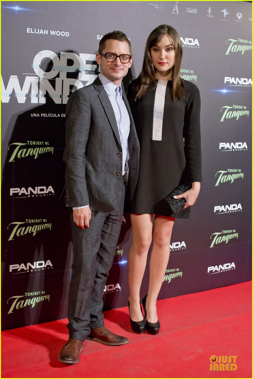 elijah wood sasha grey bring open windows to madrid