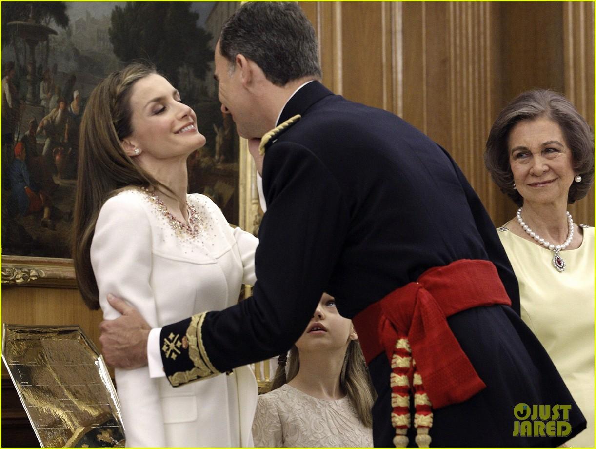 king felipe vi queen letizia of spain coronation 043138757