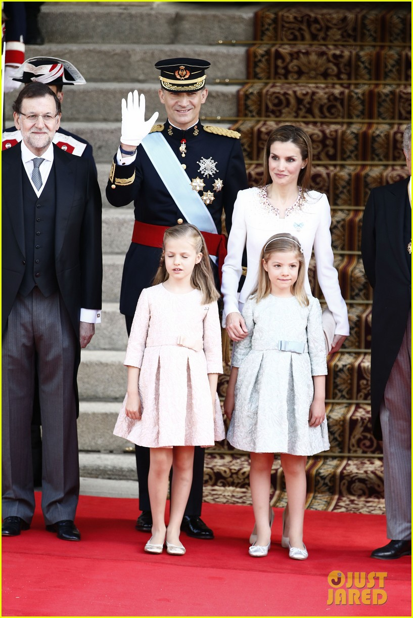 king felipe vi queen letizia of spain coronation 063138759