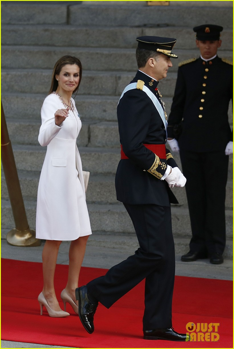 king felipe vi queen letizia of spain coronation 083138761