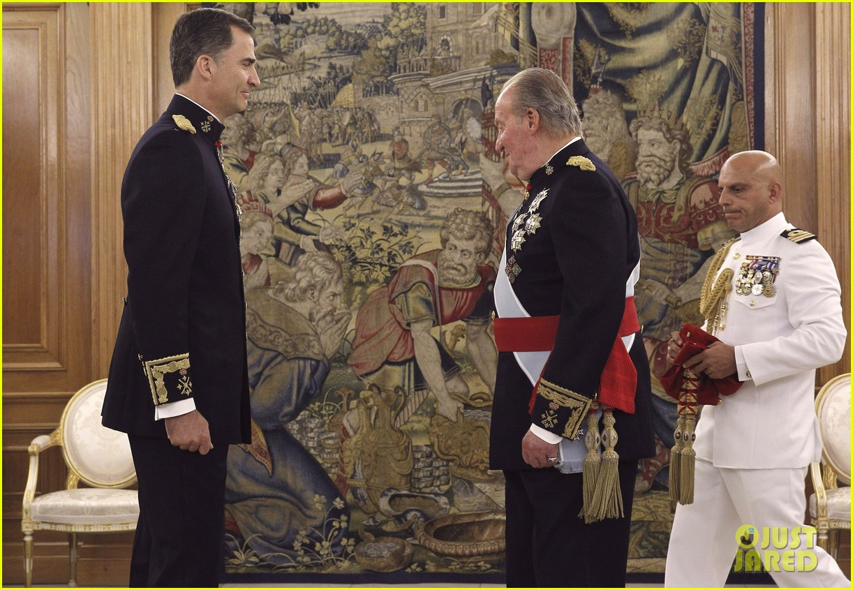 king felipe vi queen letizia of spain coronation 093138762
