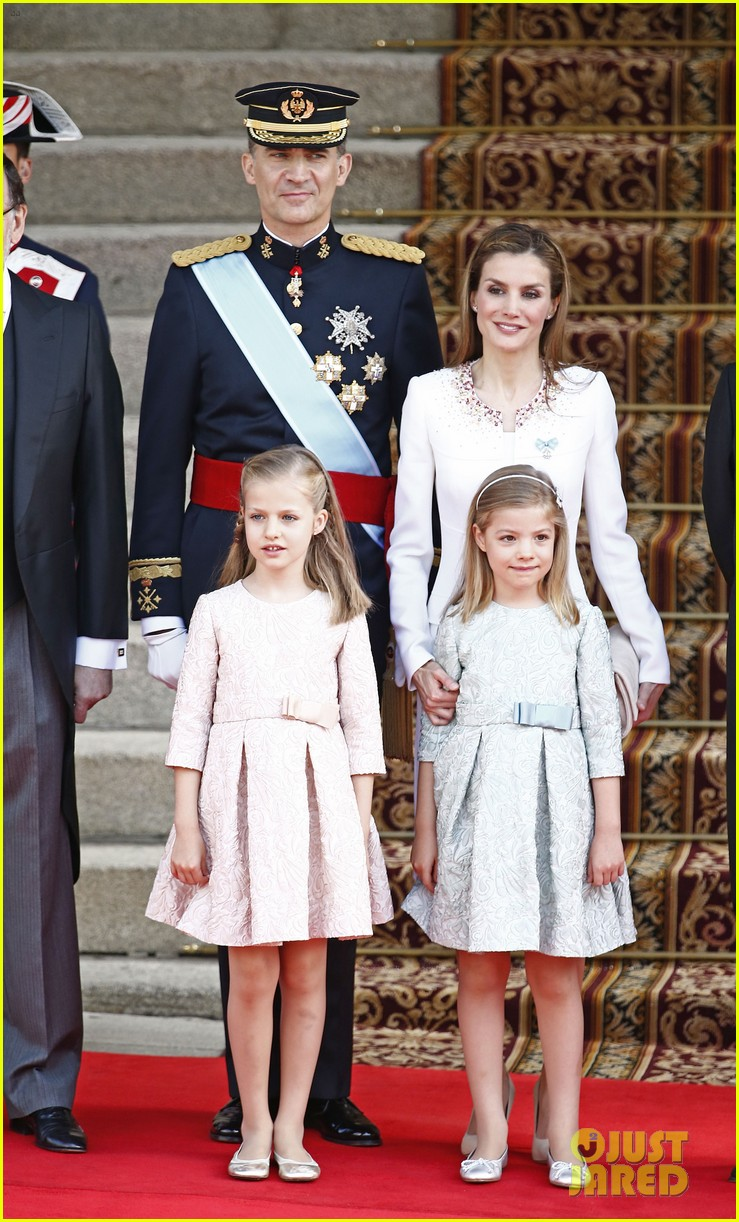 king felipe vi amp queen letizia of spains coronation