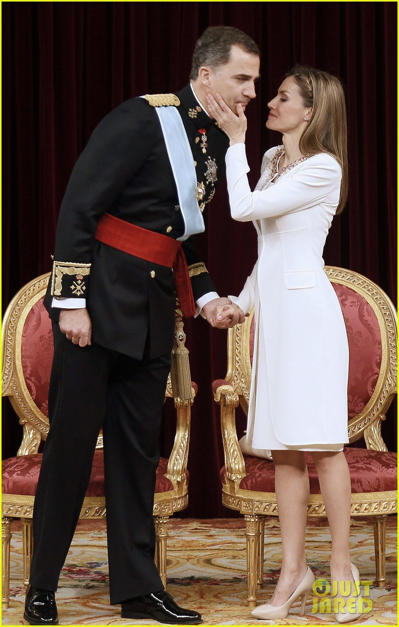 king felipe vi queen letizia of spain coronation 153138768