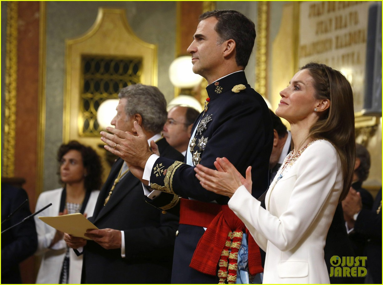 king felipe vi queen letizia of spain coronation 173138770