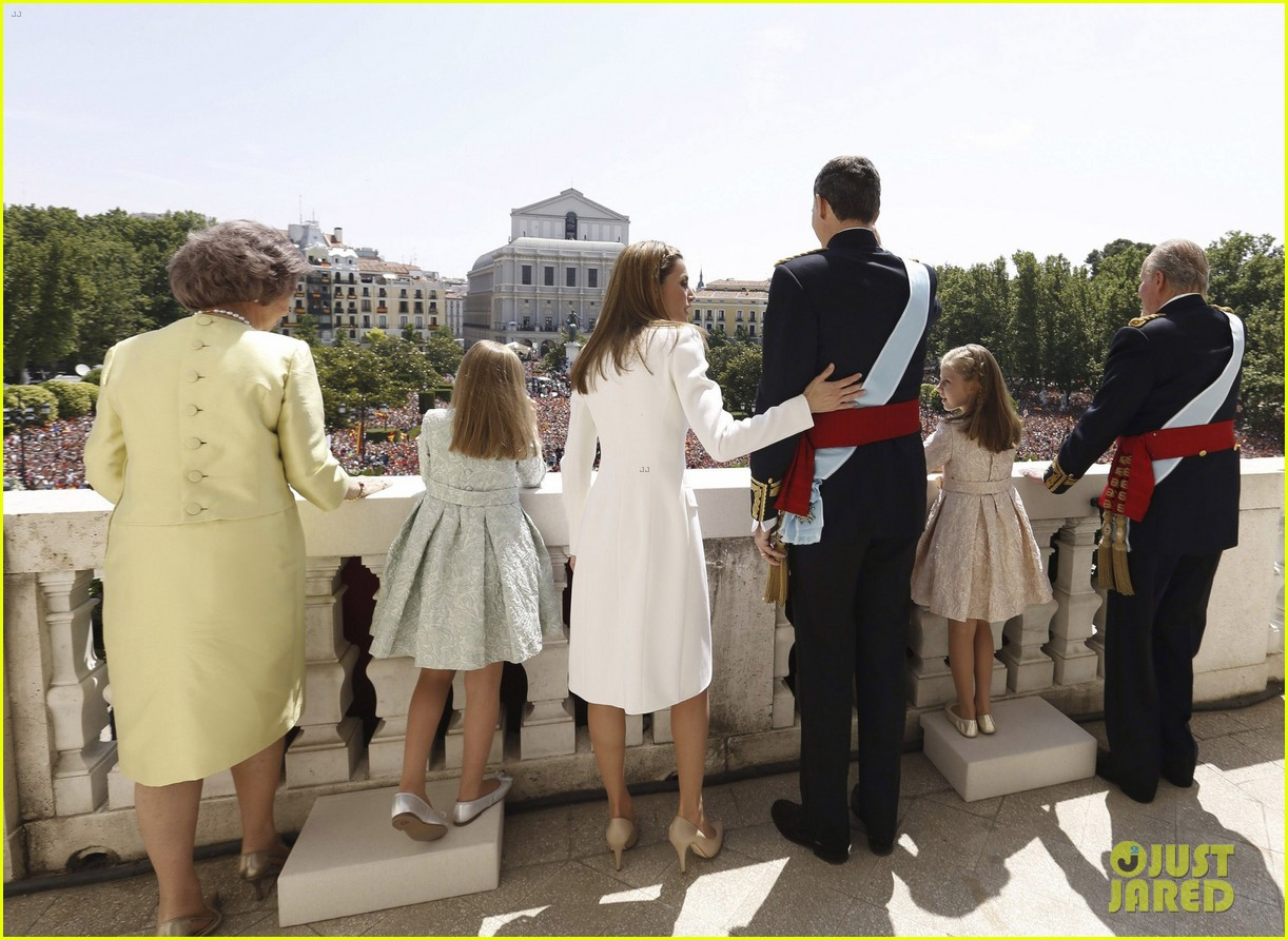 king felipe vi queen letizia of spain coronation 283138781