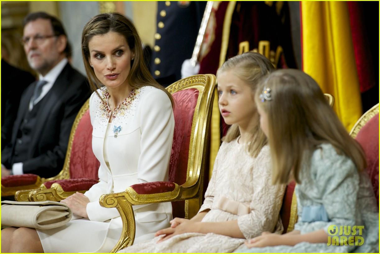 king felipe vi queen letizia of spain coronation 303138783