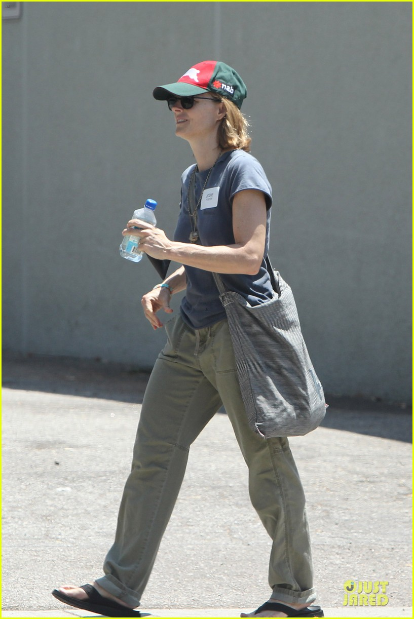 jodie foster talks booking oitnb gig 093138703