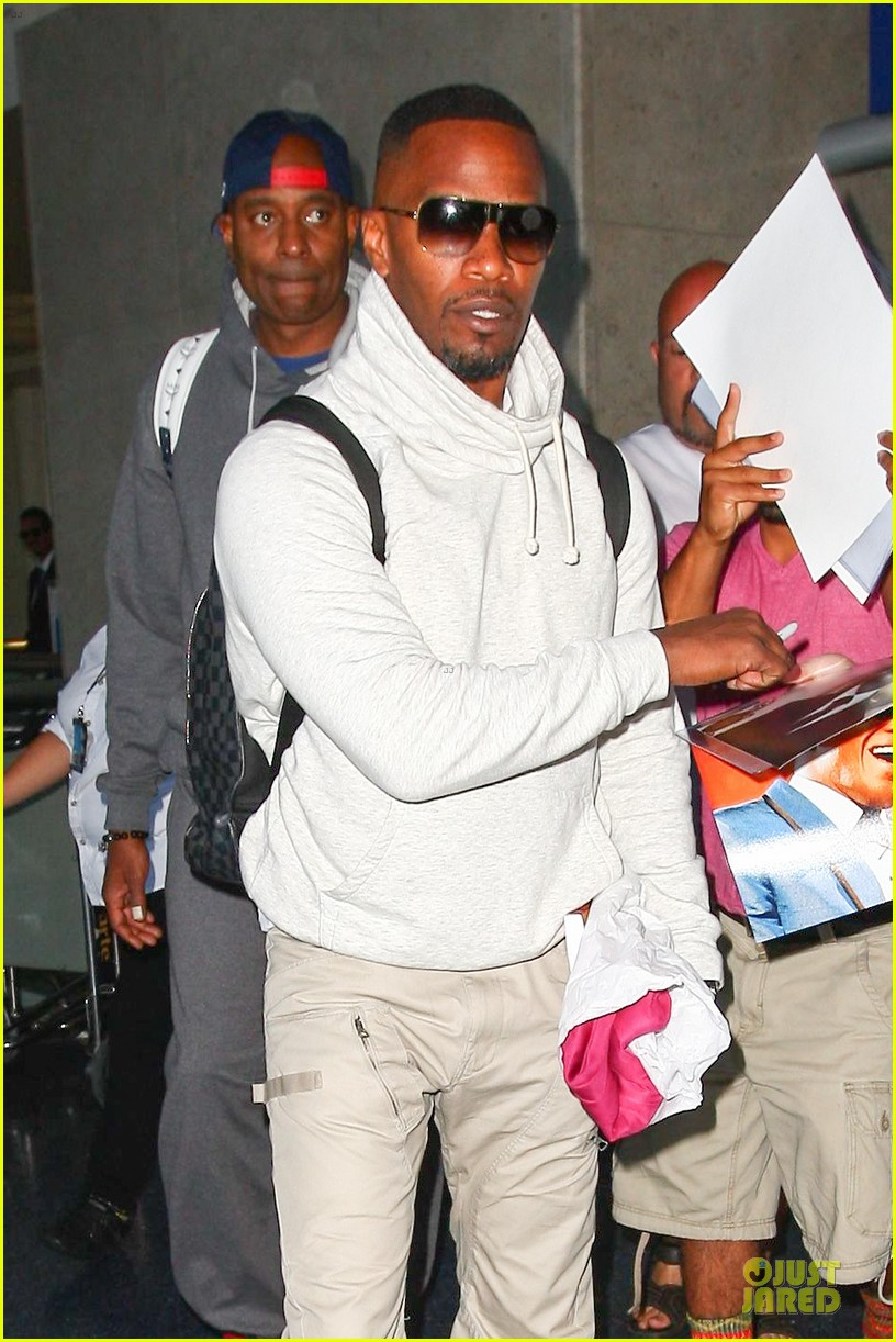 jamie foxx says beyonce brought all of miami to concert 043145459