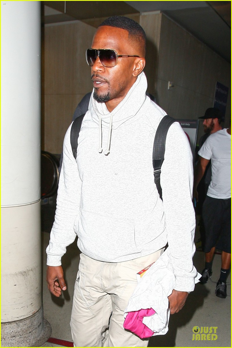 jamie foxx says beyonce brought all of miami to concert 083145463