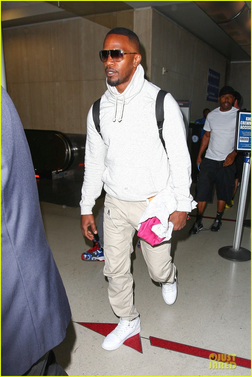 jamie foxx says beyonce brought all of miami to concert 093145464
