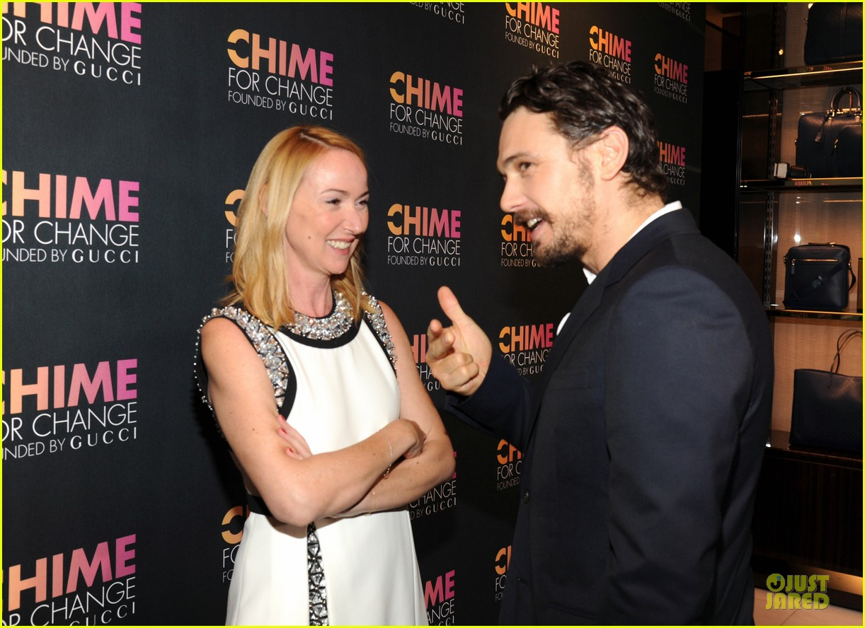james franco uses gucci to chime for change 063127810