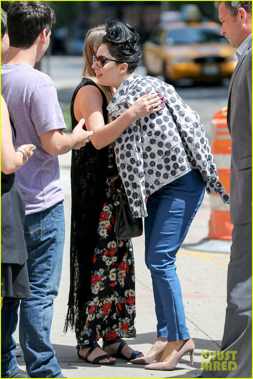 lady gaga to nyc fans i love you my little babies 233140940