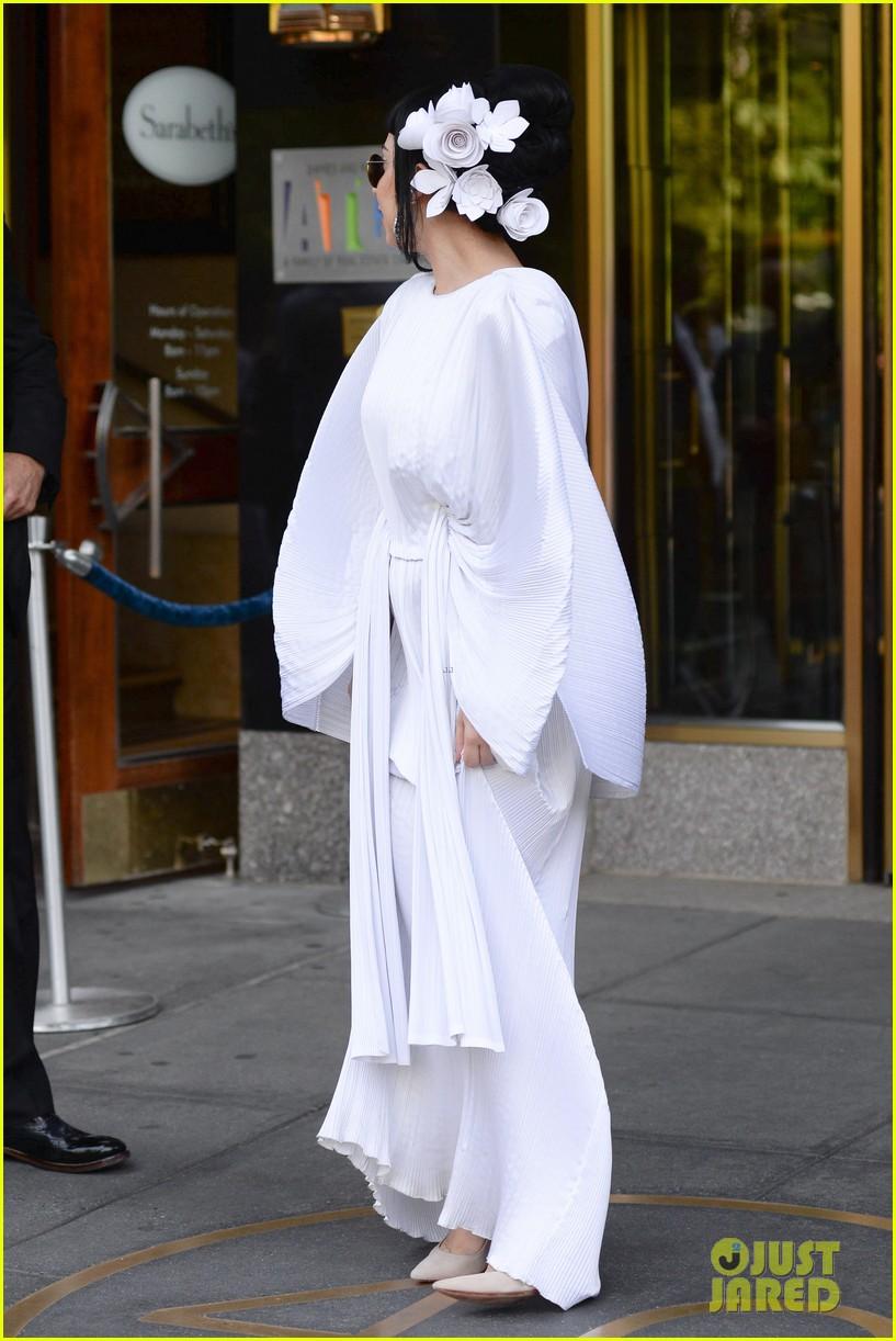 lady gaga kimono dress 053140102