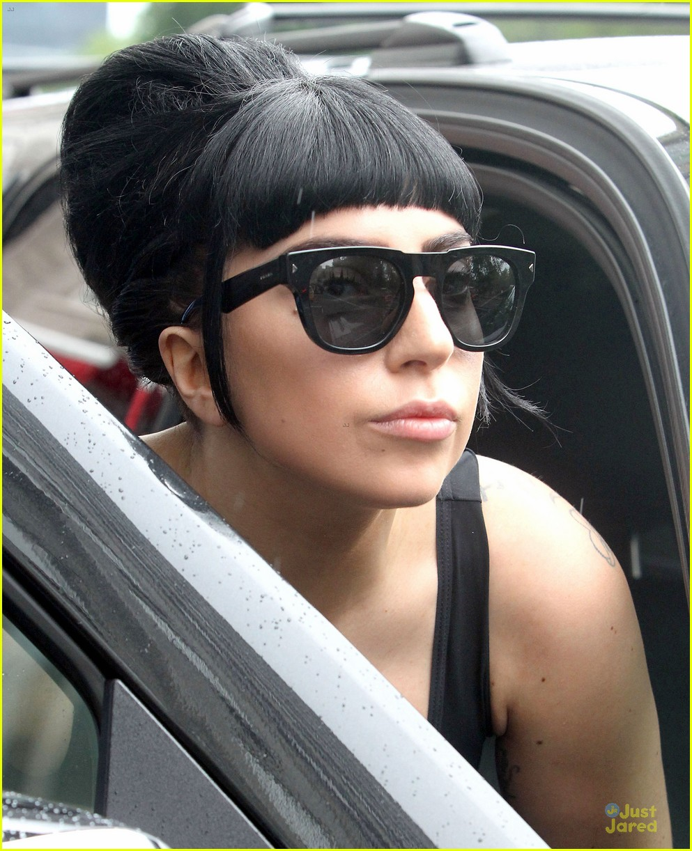 lady gaga gets new trumpet tattoo to honor tony bennett 07