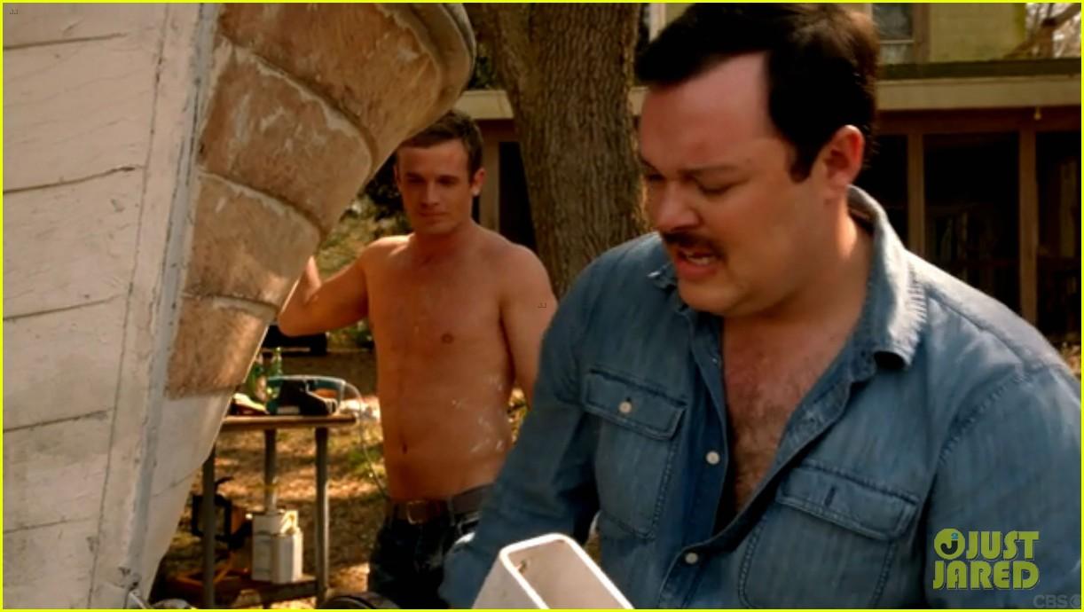 cam gigandet shirtless reckless series premiere 113146744