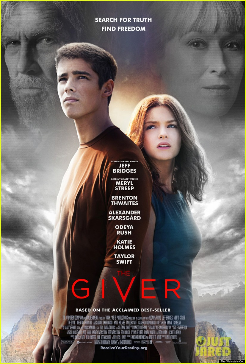 the giver official poster 013143198