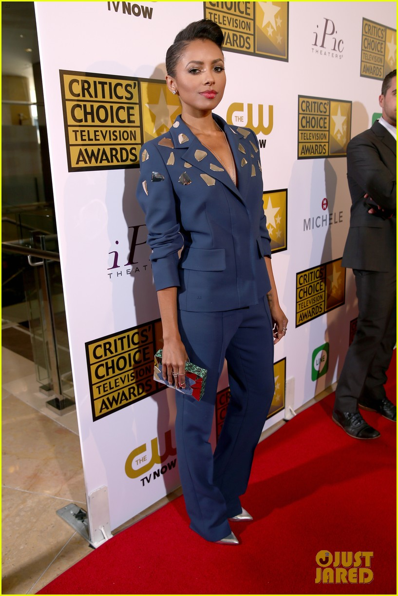 kat graham gina rodriguez critics choice tv awards 2014 083139536