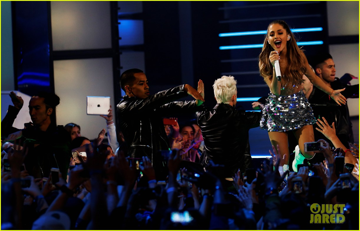ariana grande problem performance mmvas 2014 053136282