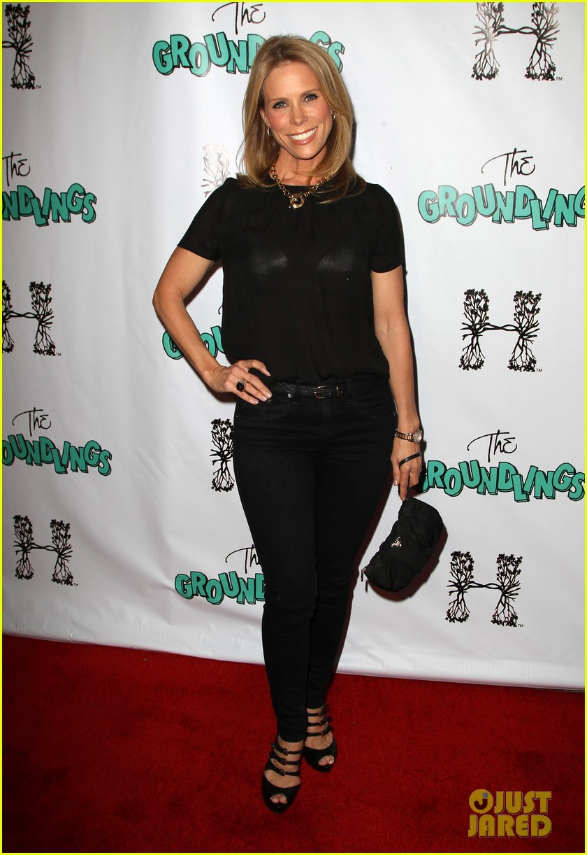 kathy griffin cheryl hines groundlings anniversary 07