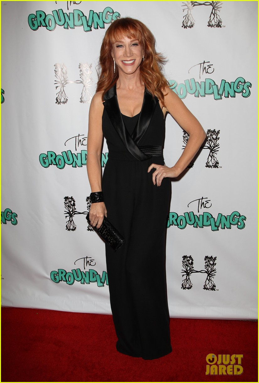 kathy griffin cheryl hines groundlings anniversary 083126362