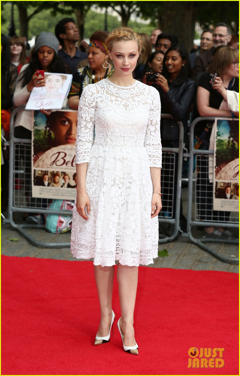 gugu mbatha raw beautiful belle of the ball in london 083129116