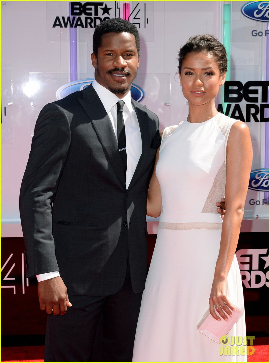 gugu mbatha raw nate parker bet awards 2014 023146292