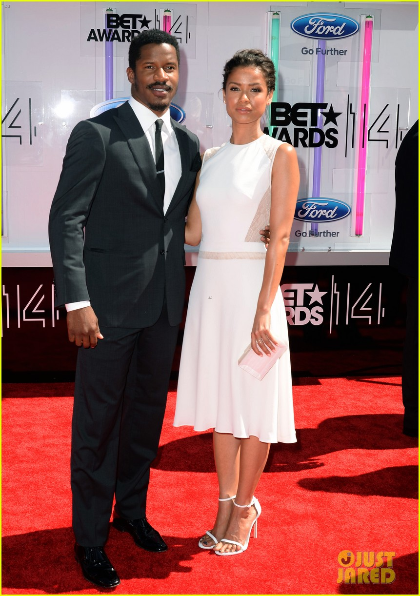 gugu mbatha raw nate parker bet awards 2014 053146295