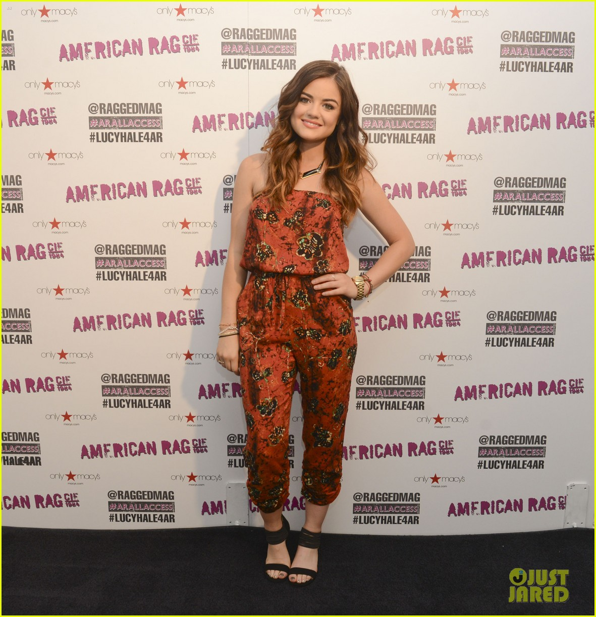lucy hale all access mall meet up 113135753