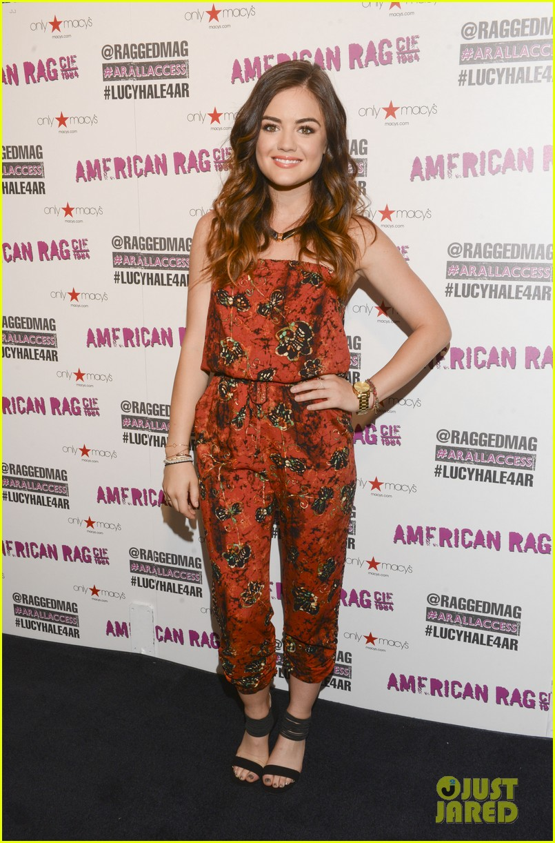lucy hale all access mall meet up 173135759