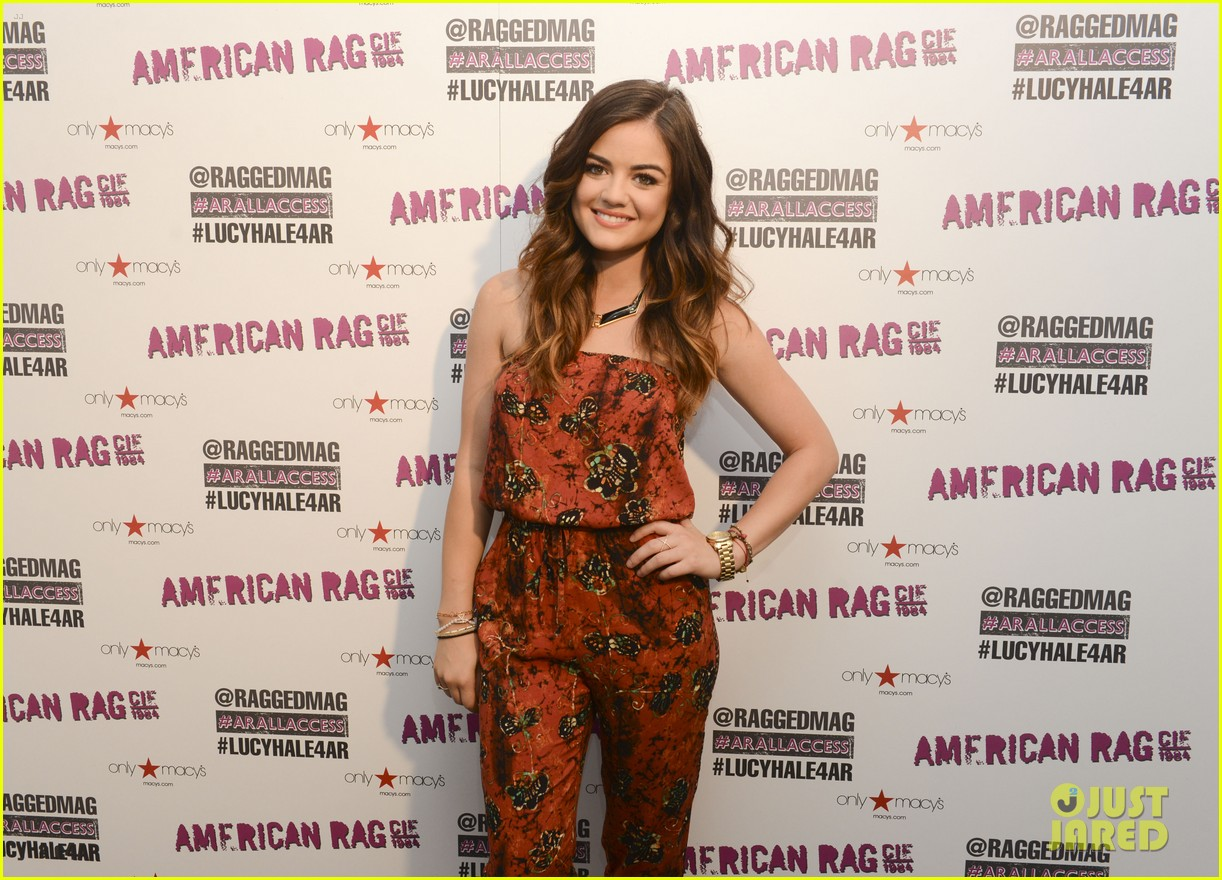 lucy hale all access mall meet up 193135761