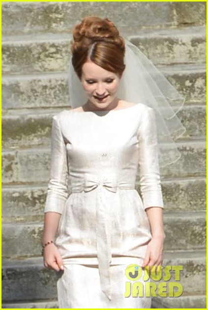 tom hardy emily browning get married for legend 083135291