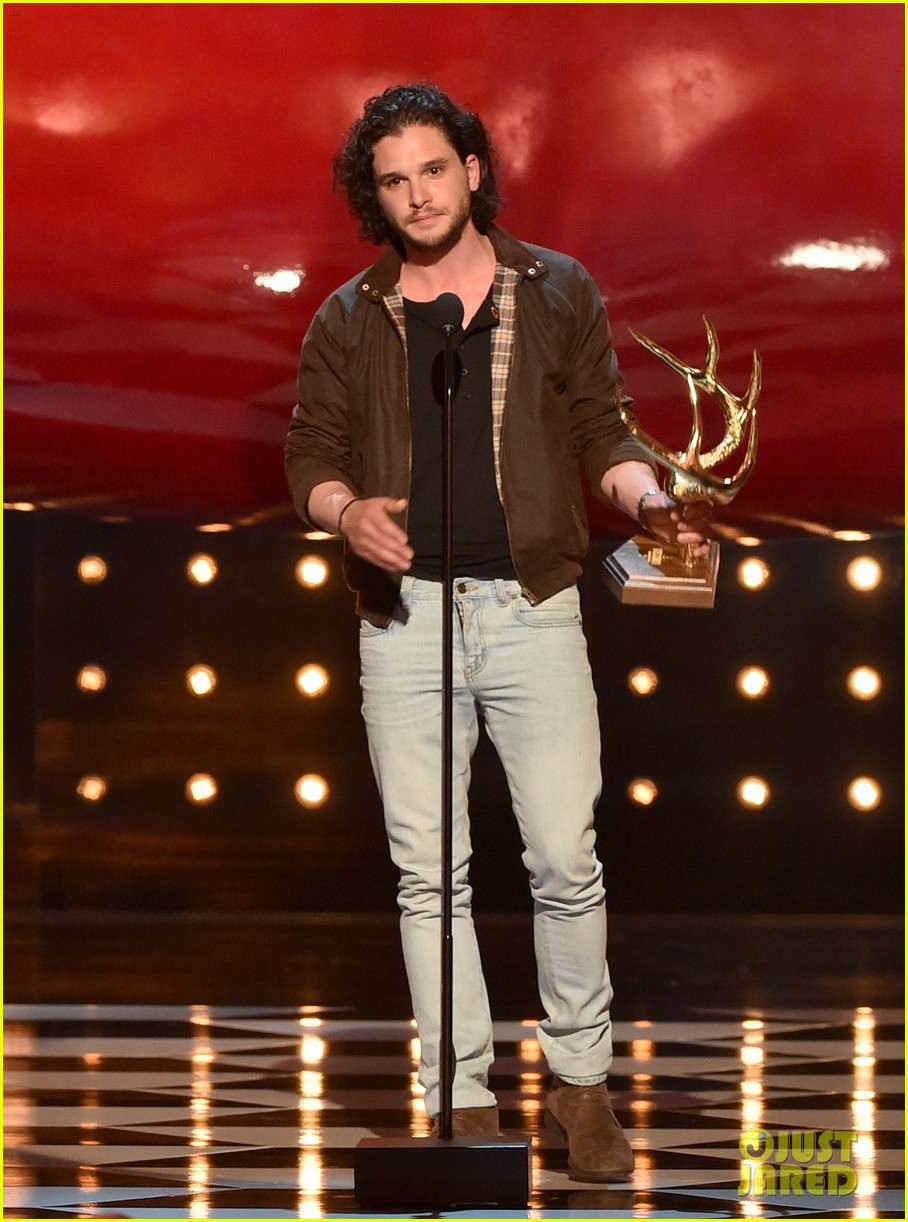 kit harington aaron paul guys choice awards 2014 153130901