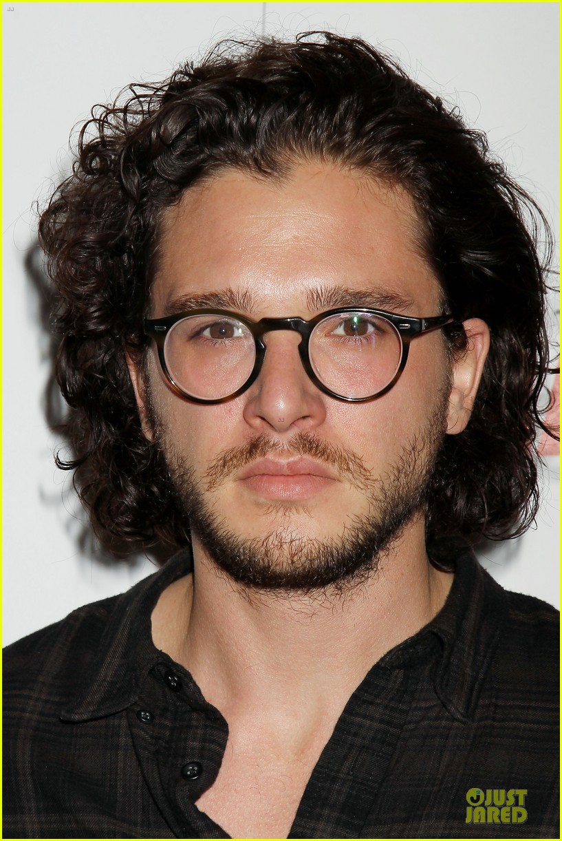 Kit Haringtons Hair Has Its Own Contract On Game Of Thrones