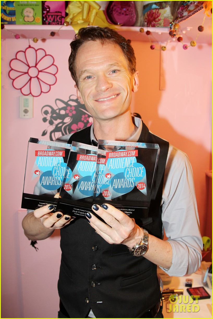 neil patrick harris joins tony award nominees at the empire state 043127924