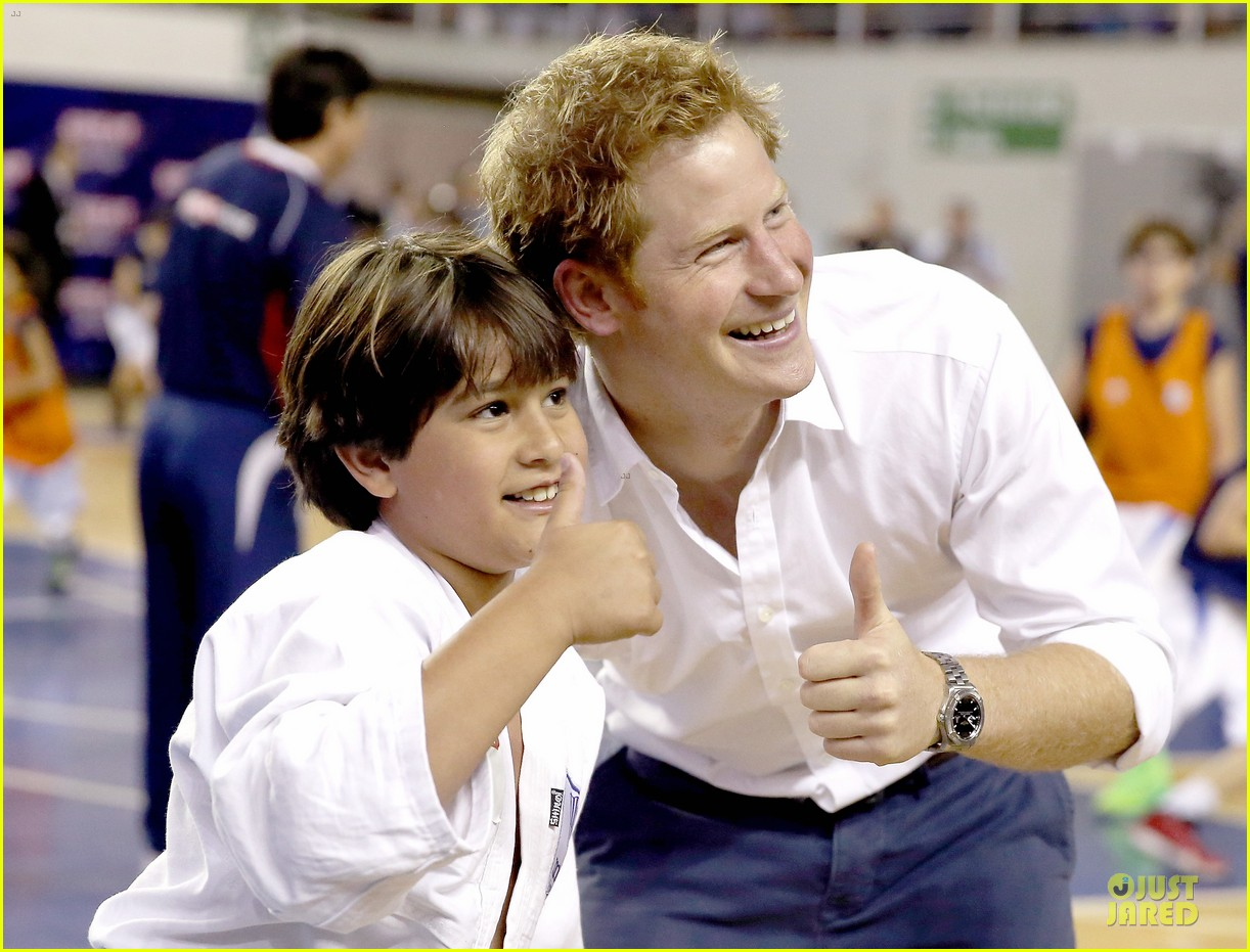 prince harry fifa world cup spirit in brazil 063142682