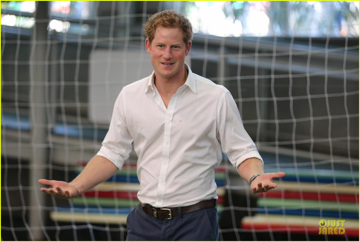 prince harry fifa world cup spirit in brazil 073142683