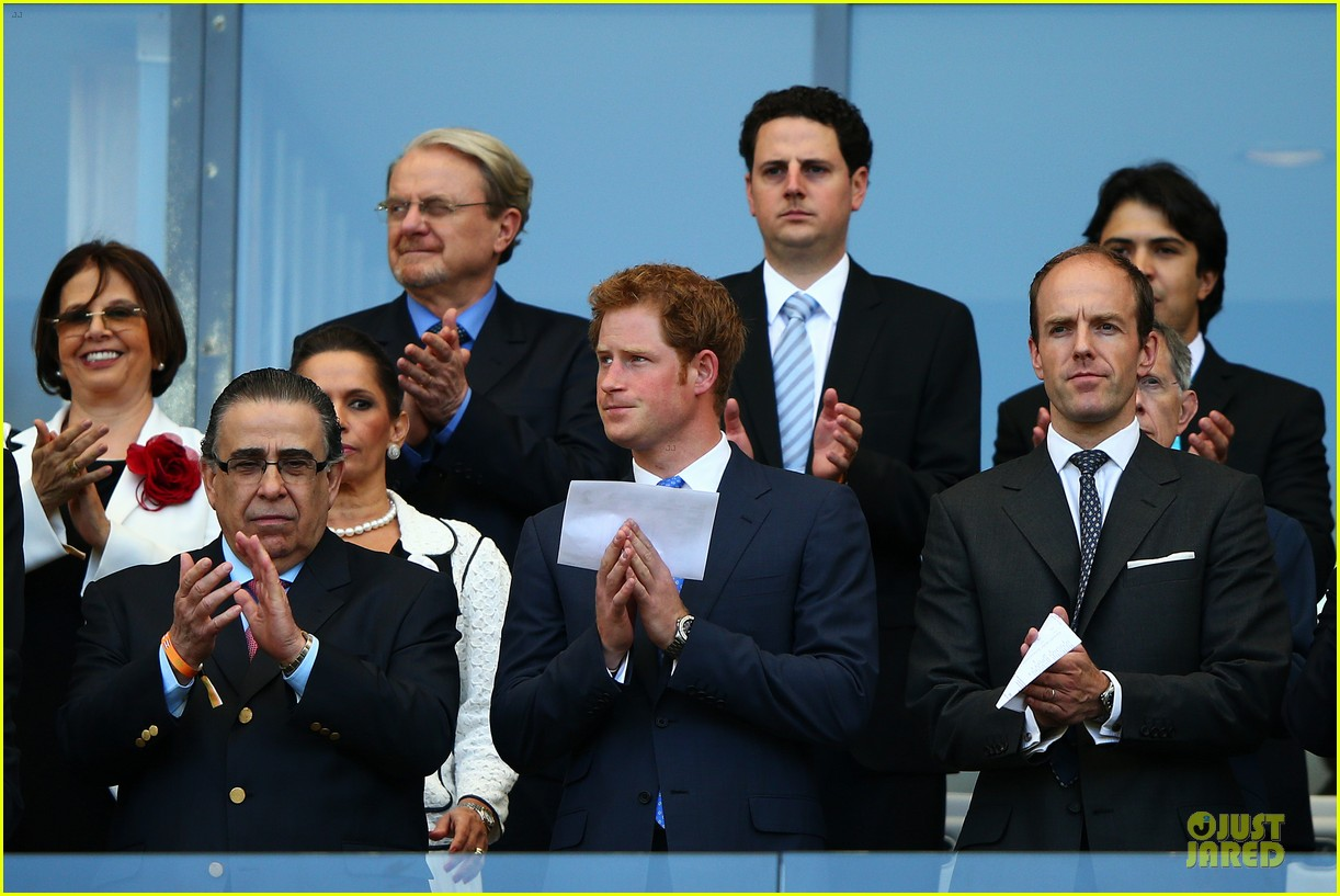 prince harry fifa world cup spirit in brazil 113142687