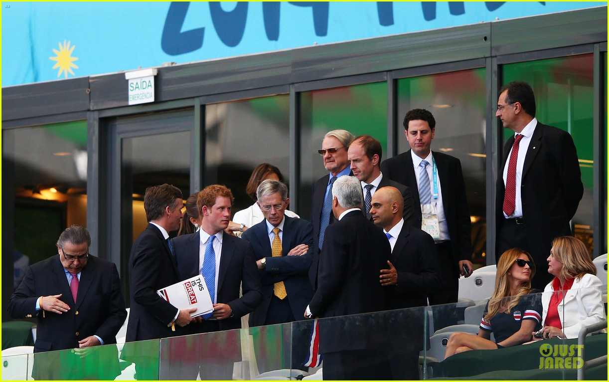 prince harry fifa world cup spirit in brazil 143142690